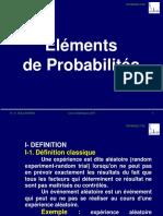 5 Probabilités (1)