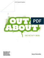 Out and about Video Worksheets