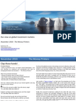 Icecap Asset Management Limited Global Markets November 2010