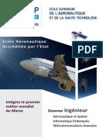 Brochure Aerosup 2017