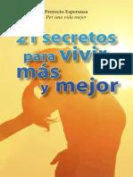 01 - 21 Secretos Para Vivir Más y Mejor