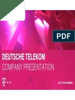 Dl Presentation Deutsche Telekom