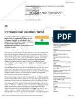 EASA IND Agreement
