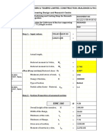 Beams Section (Design Sheet)-11.03.13
