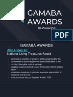 Gama Baaaa
