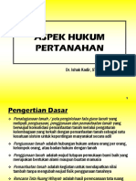 2 - Hukum Pertanahan