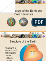 2016 Layers of the Earth and Plate Tectonics