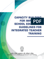 Guidelines for Integrated Teacher Training_a