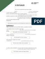 Guía de Conectores Textuales 8