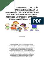 EL CUENTO Y LAS RONDAS COMO GUÍA PEDAGÓGICAS sajhana.pptx