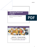 LN BA101 8 Managing Teams and Projects S12017