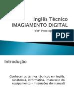 Inglês Técnico - Tomografia