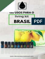 150 usos óleos essenciais