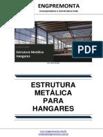 Estrutura Metálica Hangares