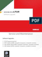 A70 AP80 A60 Software Upgrade Prosedure