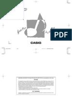 Casio LD80 User Guide