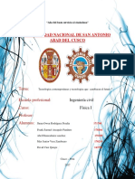 Tecnologías Física Trabajo Final