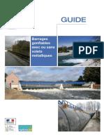 Guide Barrage Gonflable CETMEF 2012