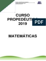 Material Matemáticas 2019