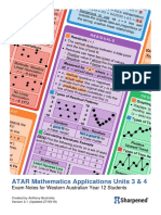 Math Apps U34