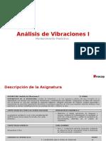 Vibraciones Mecánicas I
