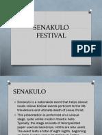Senakulo Festival