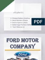 Caso - Ford Company