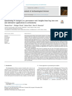 Questioning Fe Isotopes as a Provenance Tool_ Insights From Bog Iron Ores and Alternative Applications in Archeometry