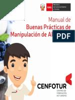 MBP Manipulación de Alimentos (CENFOTUR)