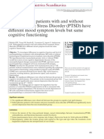 Schizophrenia Patients With and Without