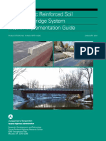Geosynthetic Reinforced Soil Bridge System