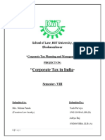 final Tax Planning Project.docx