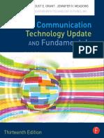 Communication Technology Update and Fundamentals, 13E - August E Grant.pdf