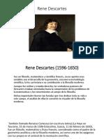Rene Descartes Terminada