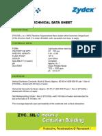 Zycosil+ (TDS)