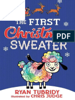 The First Christmas Sweater (and the Sheep Who Changed Everything) Chapter Sampler