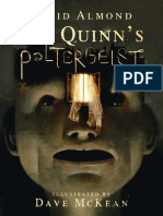 Joe Quinn's Poltergeist by David Almond & Dave McKean Chapter Sampler