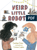 Weird Little Robots by Carolyn Crimi & Corinna Luyken Chapter Sampler