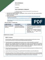 SESION DE APREN-DE C YT- LA TIERRA Y SU GRAN ACTIVIDAD INTERNA -23-10-2018..docx