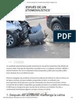 Qué Hacer Después de Un Accidente Automovilístico _ Abogados.com