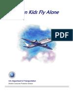Kids Fly Alone