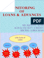 Monitoring Tools.Loans and Advances.pptx