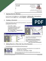 Adv Excel 2000