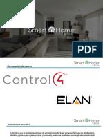Elan vs Control4