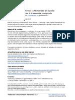 Cartas Contra La Humanidad Espanol v2 0 Mini Pnp