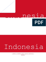 Contemporary World Report- Indonesia