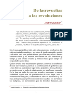 De Las Revueltas a Las Revoluciones. Isabel Rauber