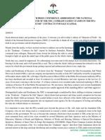 Arrest and prosecute PPA boss - NDC demands