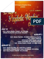 Gbi Ampera Worship Conference 2019 Background
