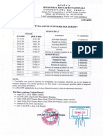 Structura Anului Universitar 2018 2019 shhsgsgagagshsgActualizata (2)